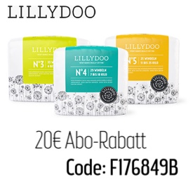 Lillydoo Ad