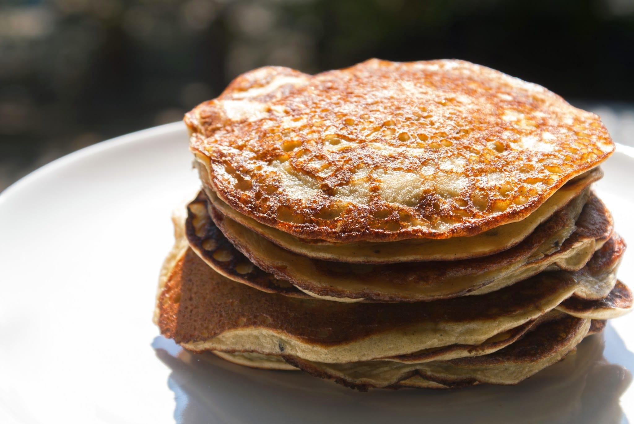 Protein Pancakes | Glutenfrei | Getreidefrei | Mehlfrei | Rezept | Food | ivy.li