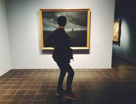 ivy.li | Leben | Wochenende | Junge Kunstnacht | Hamburg | Galerie der Gegenwart
