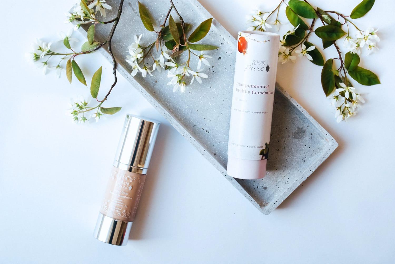 100% Pure | Foundation | Lippenstift | Beauty | ivy.li