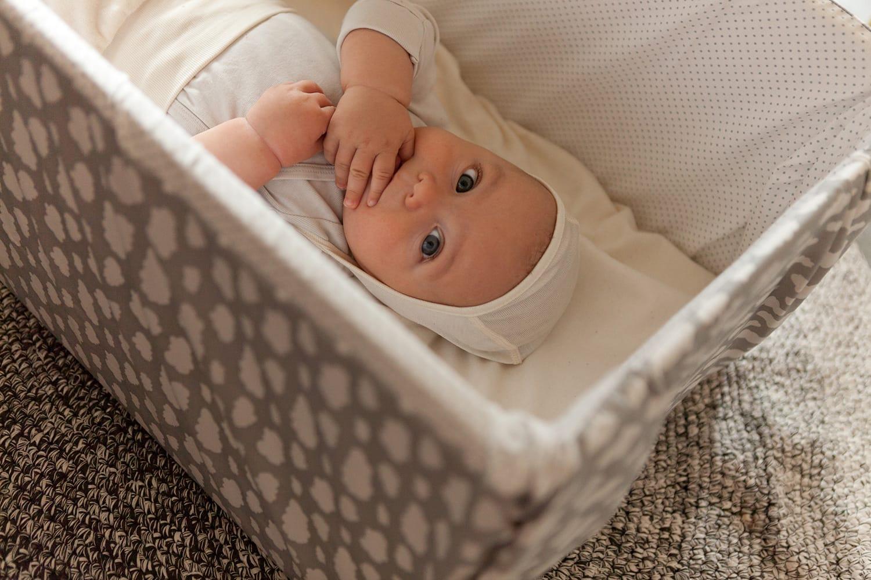 Die geborgene Erstlingsbox | Erstausstattung | Baby