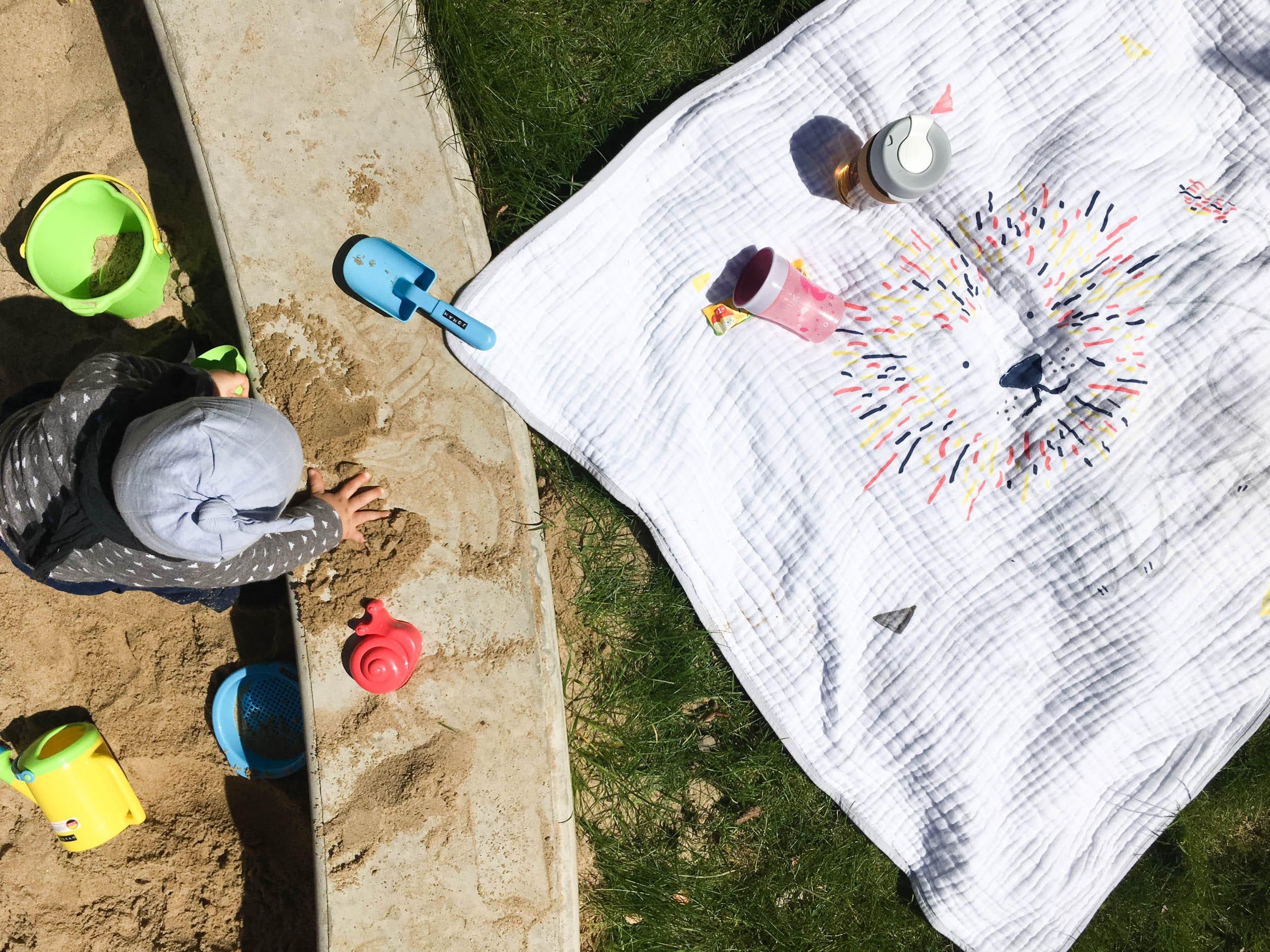 Spielplatzkind | Unsere Essentials für einen Ausflug in die Sandkiste | Ausrüstung | Wishlist