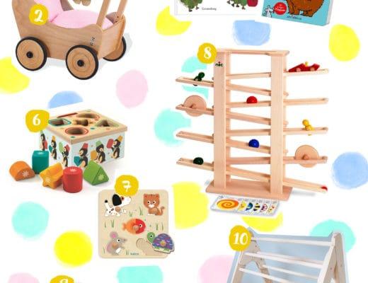 Schöne Geschenke für den ersten Geburtstag | Spielsachen für Baby und Kleinkind