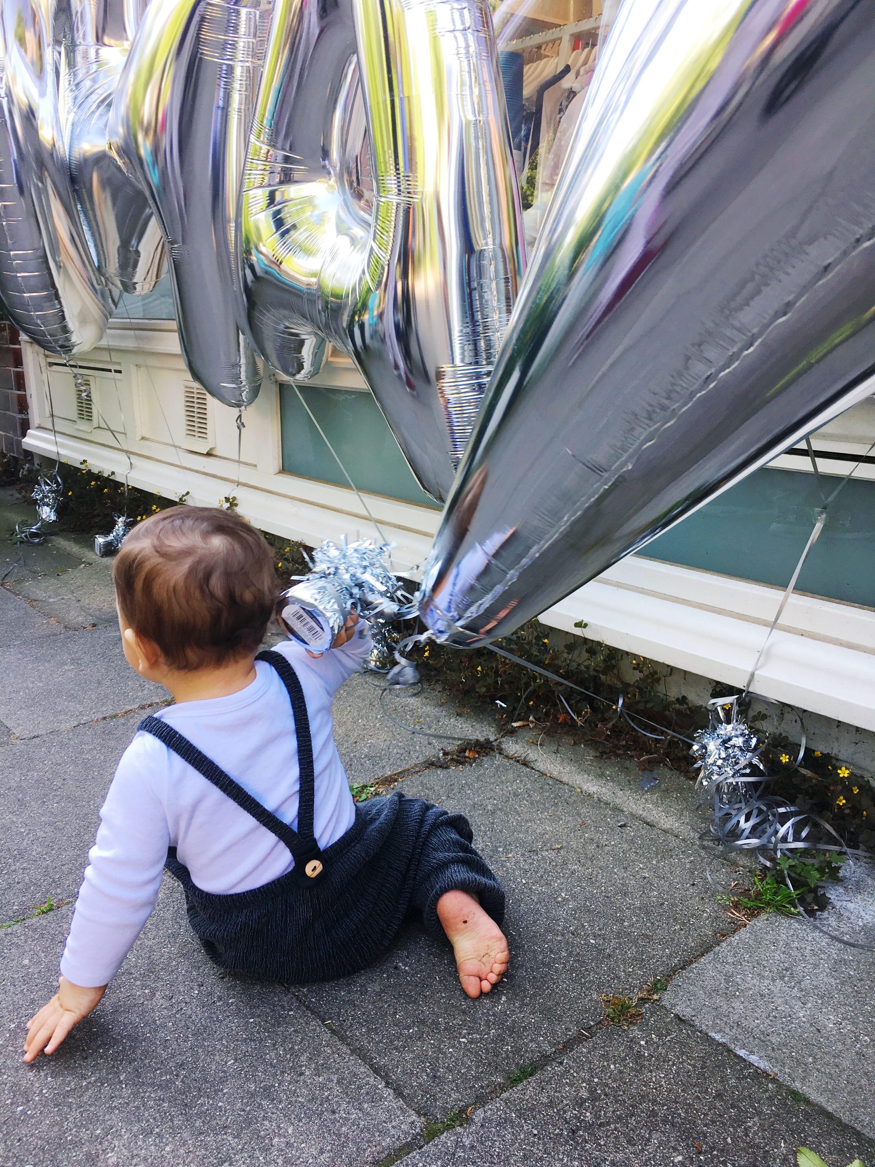 Hallo Selbstzweifel | Bin ich eine Rabenmutter? | Das Baby im Alltagstrubel