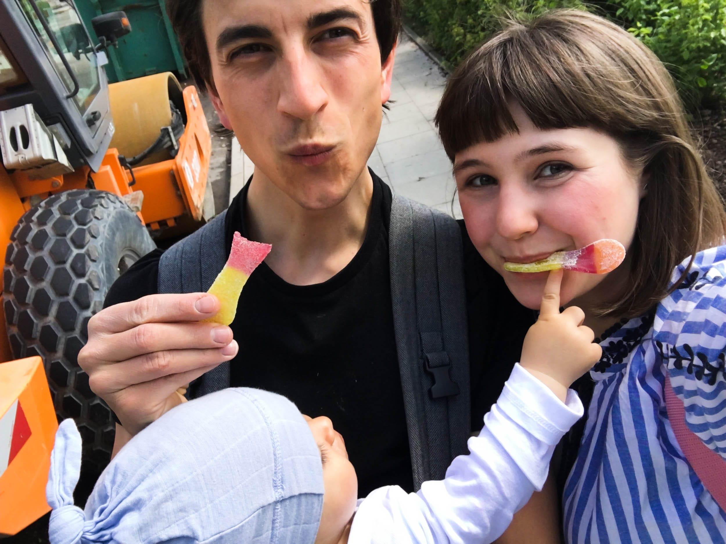 Wochenende in Bildern | 20. und 21. Mai | WiB | Familienalltag in Hamburg