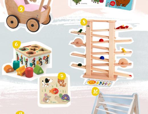 Schöne Geschenke für den ersten Geburtstag | Spielsachen für Baby und Kleinkind | Ein- bis Zweijährige | Spielsachen