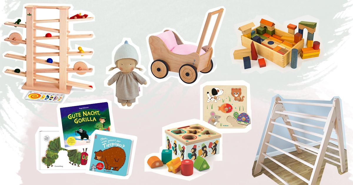 geschenke zum 1 geburtstag geschenkideen f r baby kleinkind. Black Bedroom Furniture Sets. Home Design Ideas