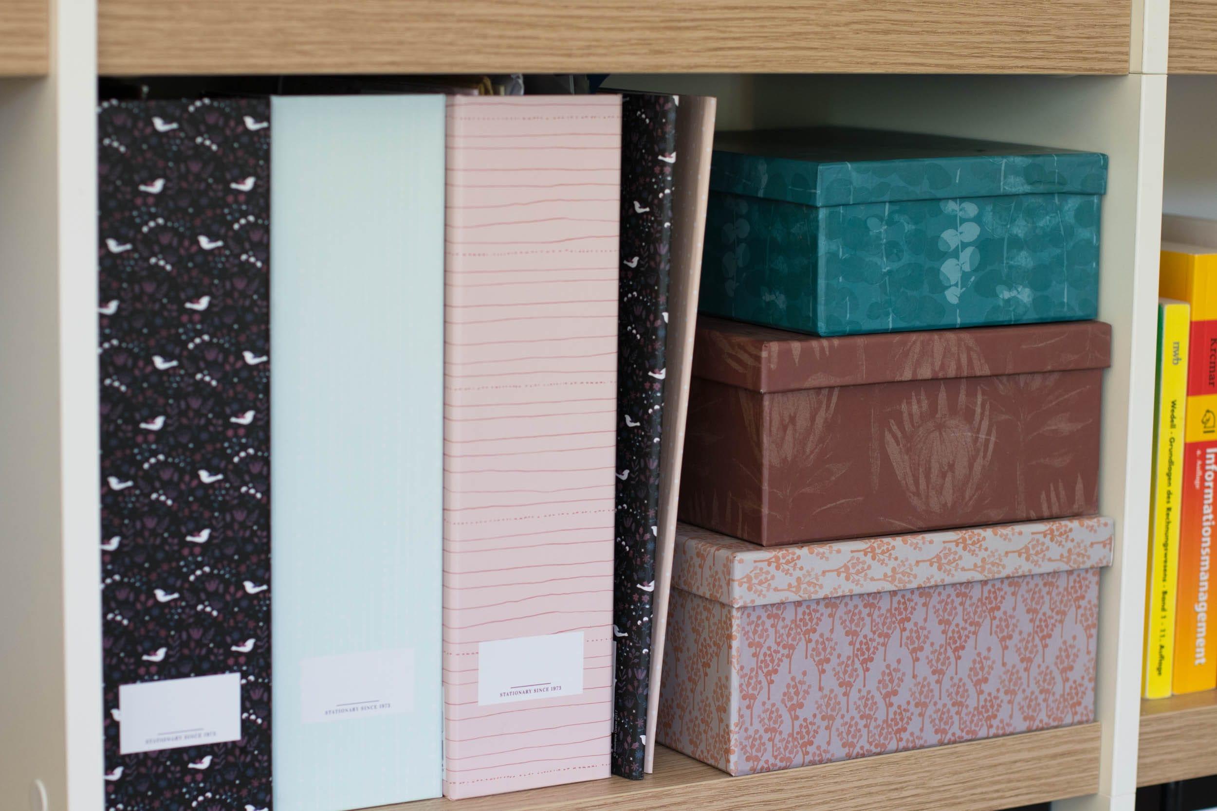 7 Tipps für mehr Ordnung mit Kleinkind | Kisten | Stauram | Kleinkram | Schachteln | Unterlagen | ivy.li