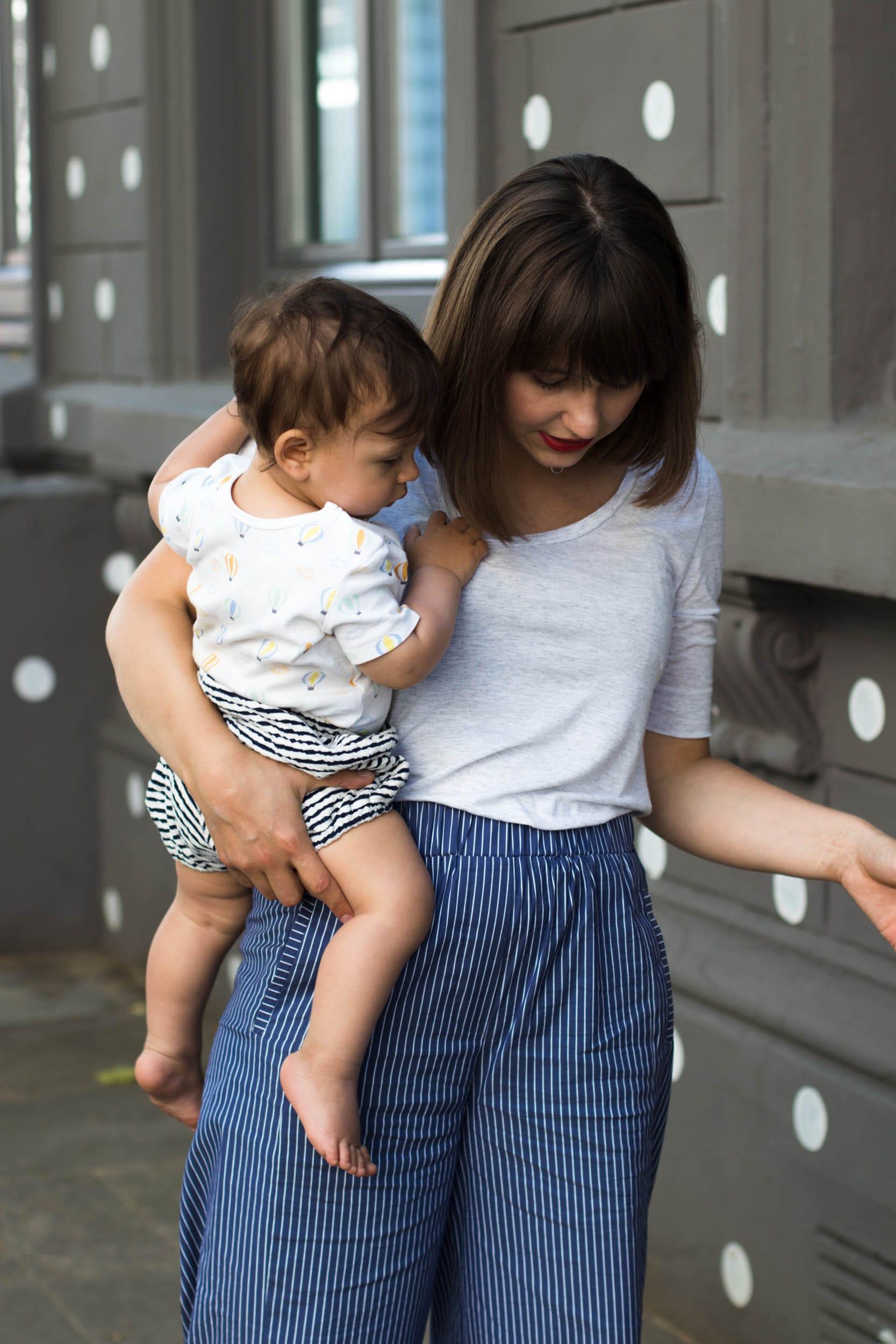 Momstyle | Familie | Mama | Kind | ivy.li