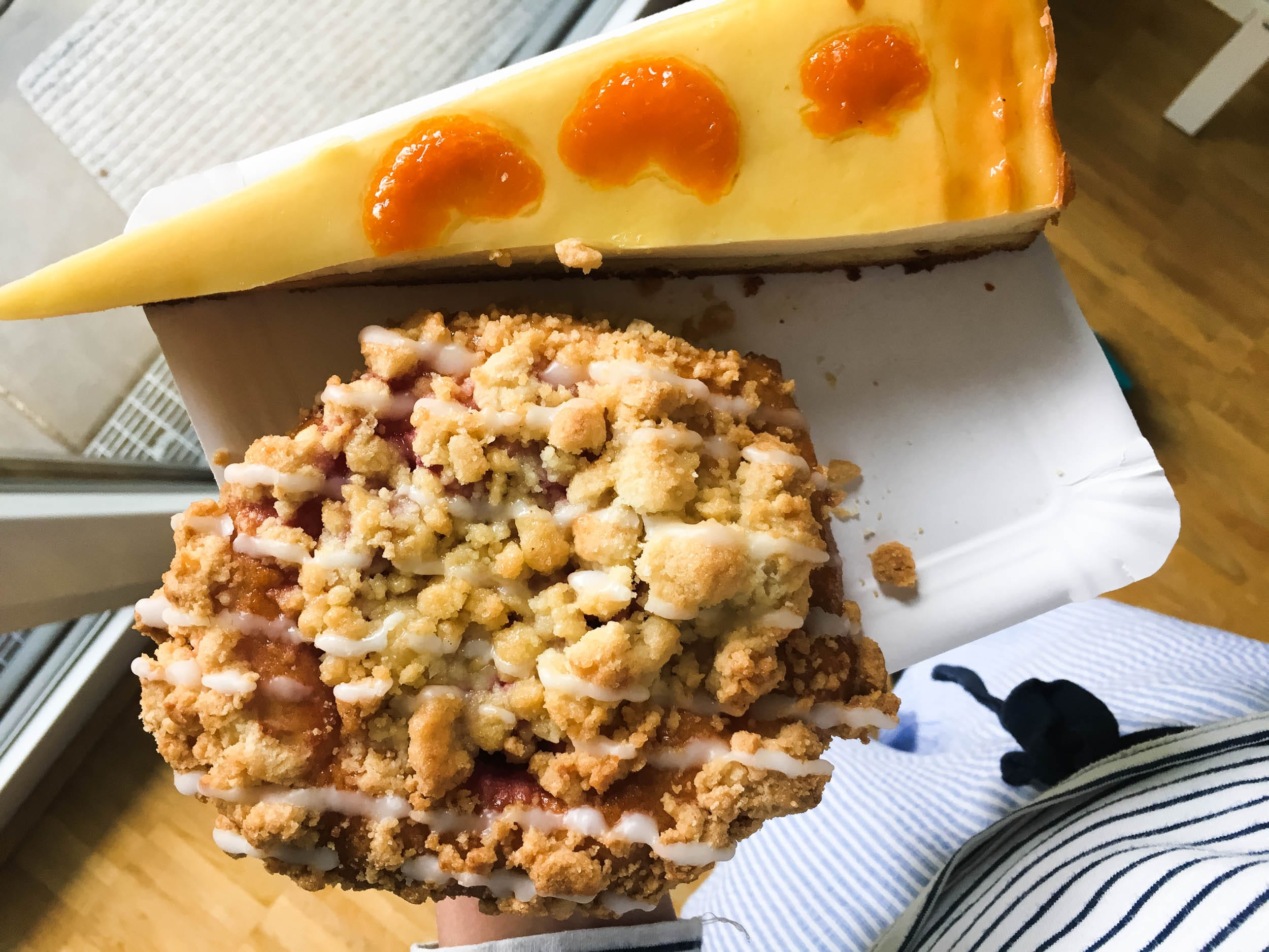 Kuchen | Streusel | Käsekuchen | ivy.li