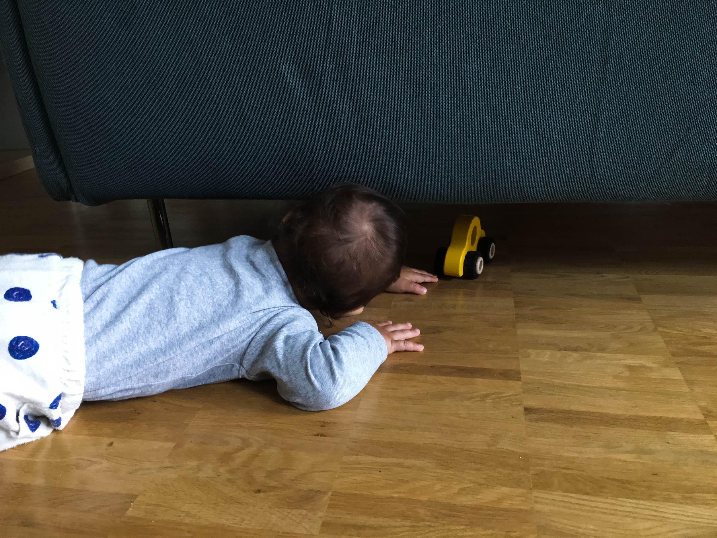 Kleinkind | Spielzeug | Spielzeugauto | goki | ivy.li