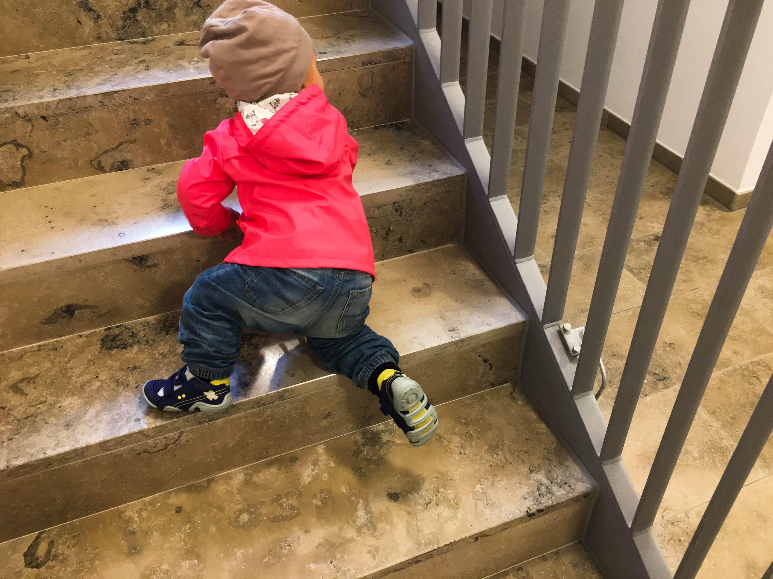 Wochenende in Bildern | Leben mit Kind | Alltag | Treppen steigen | alleine machen | ivy.li