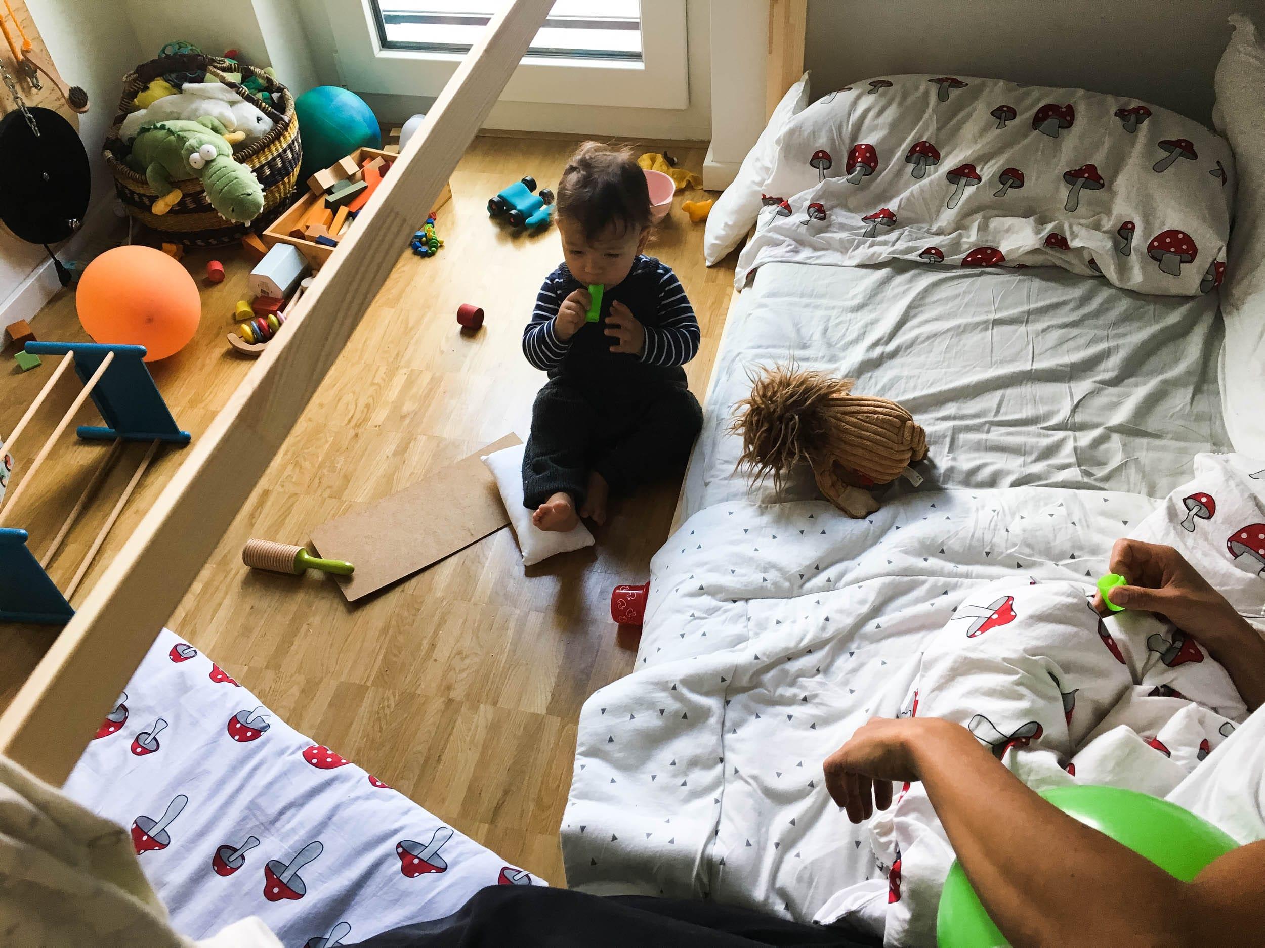 Wochenende in Bildern | Leben mit Kind | Alltag | Spielzimmer | Kinderzimmer | ivy.li