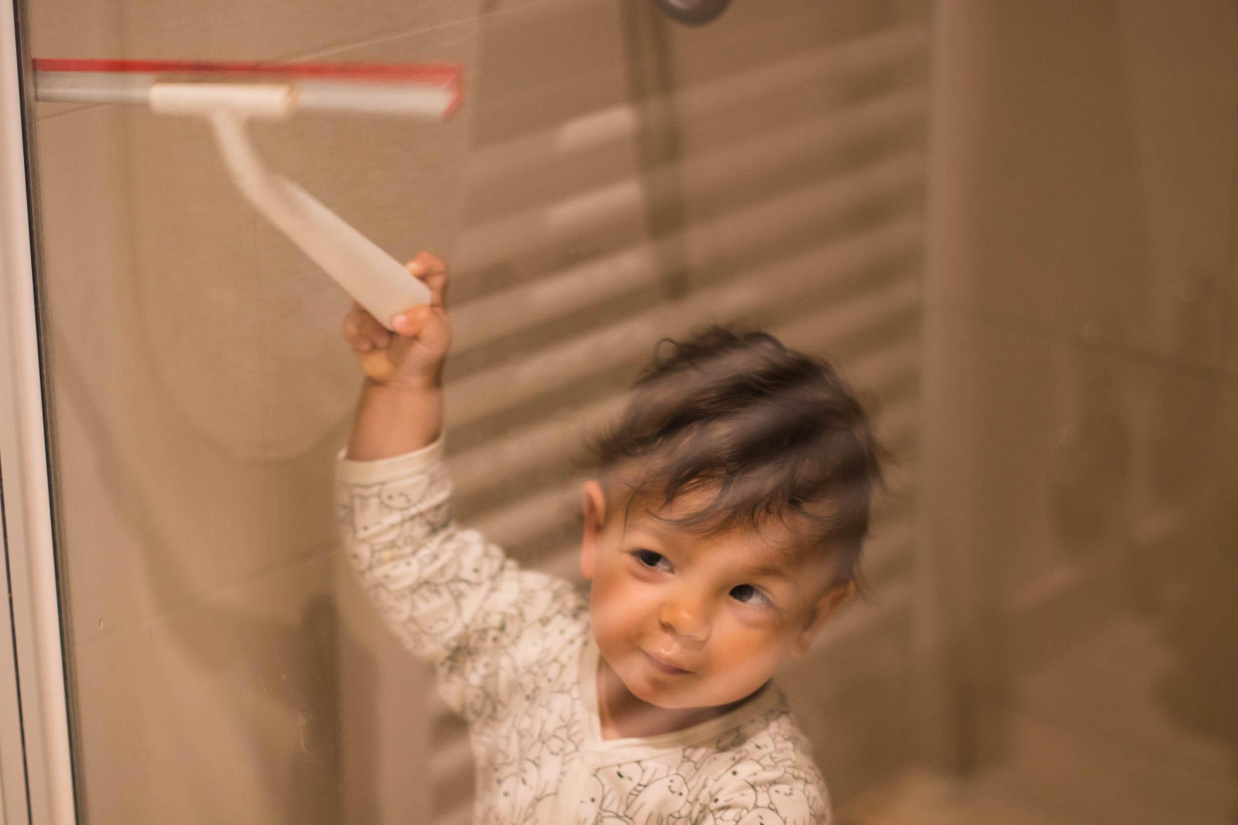 Wochenende in Bildern | Leben mit Kind | Alltag | kleine Putzhilfe | ivy.li