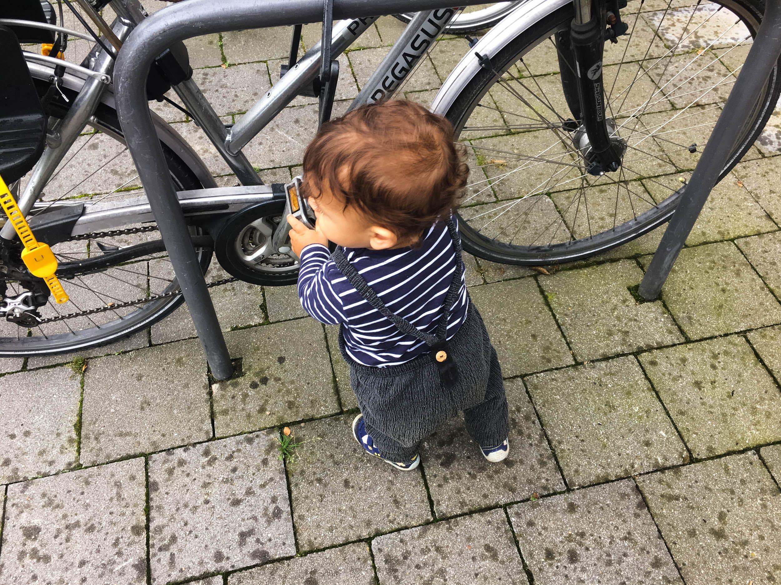 Wochenende in Bildern | Leben mit Kind | Alltag | Spazieren | Entdecken | Fahrrad | ivy.li