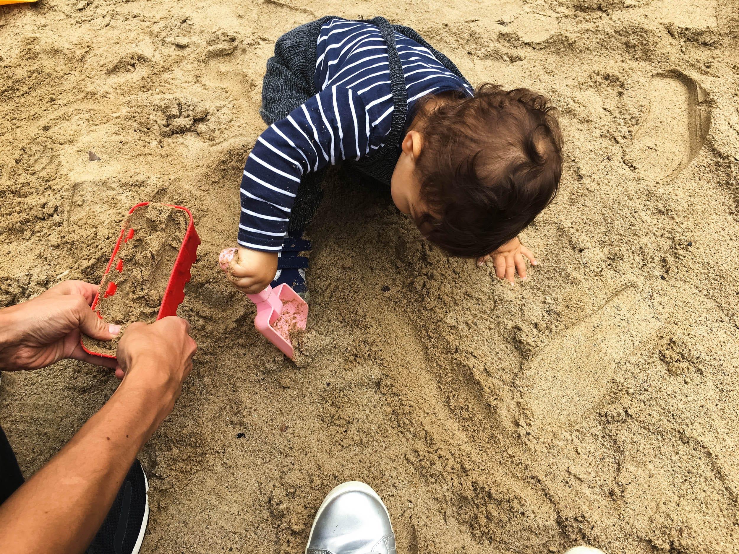 Wochenende in Bildern | Leben mit Kind | Alltag | Sandkiste | ivy.li