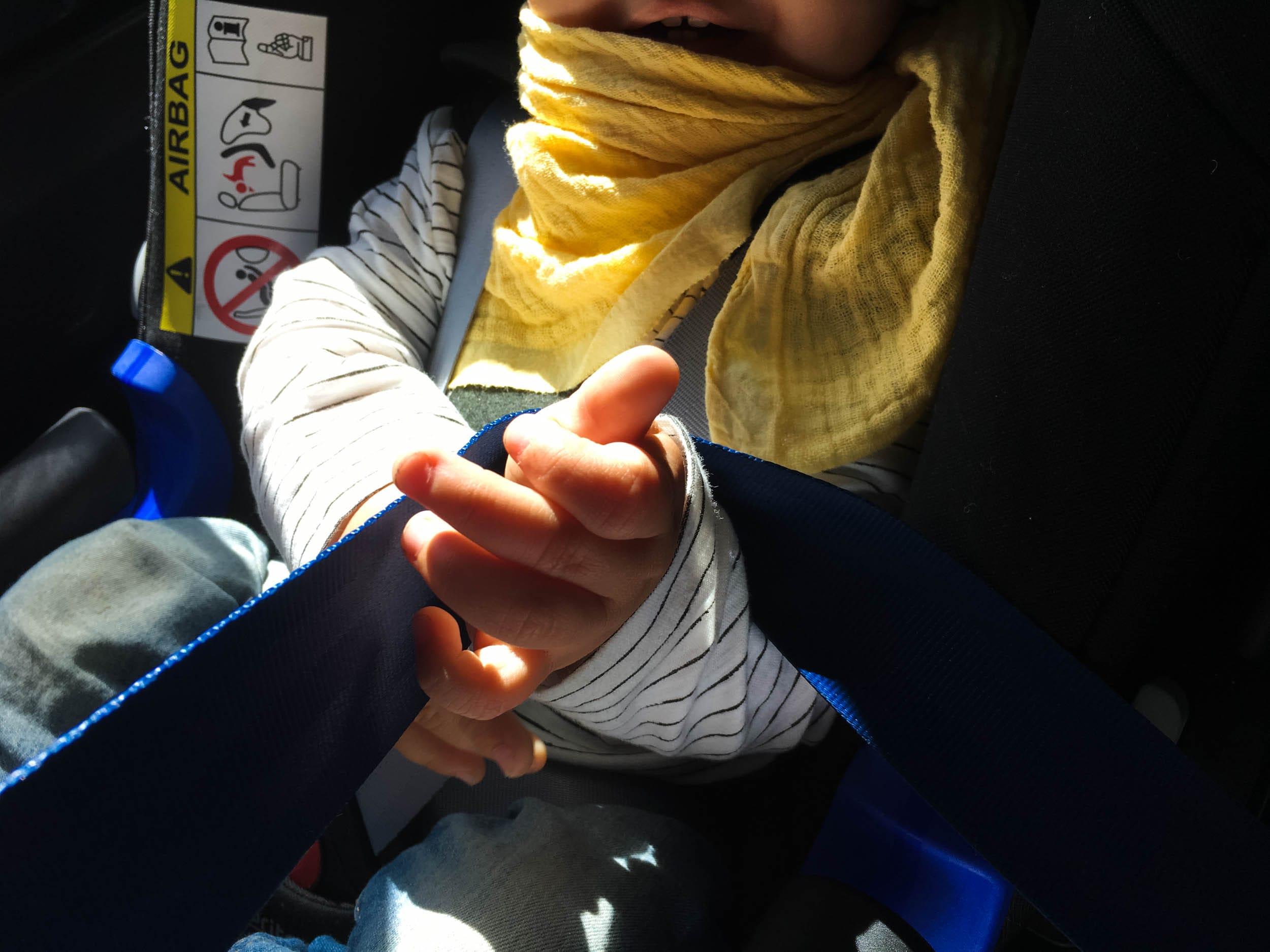 Autofahrt mit Kleinkind | Britax Römer | iy.li