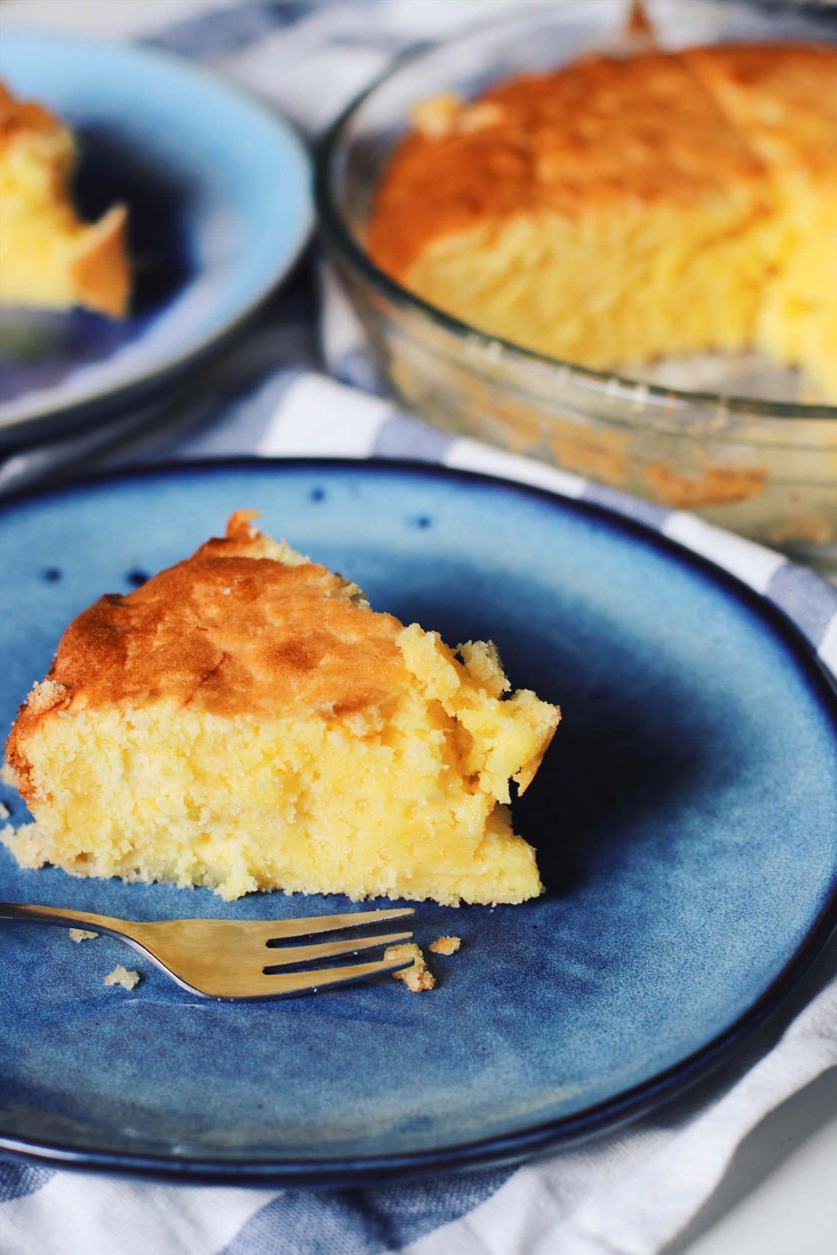 Saftiger Zitronenkuchen | Rührteig | schnell und einfach | Rezept