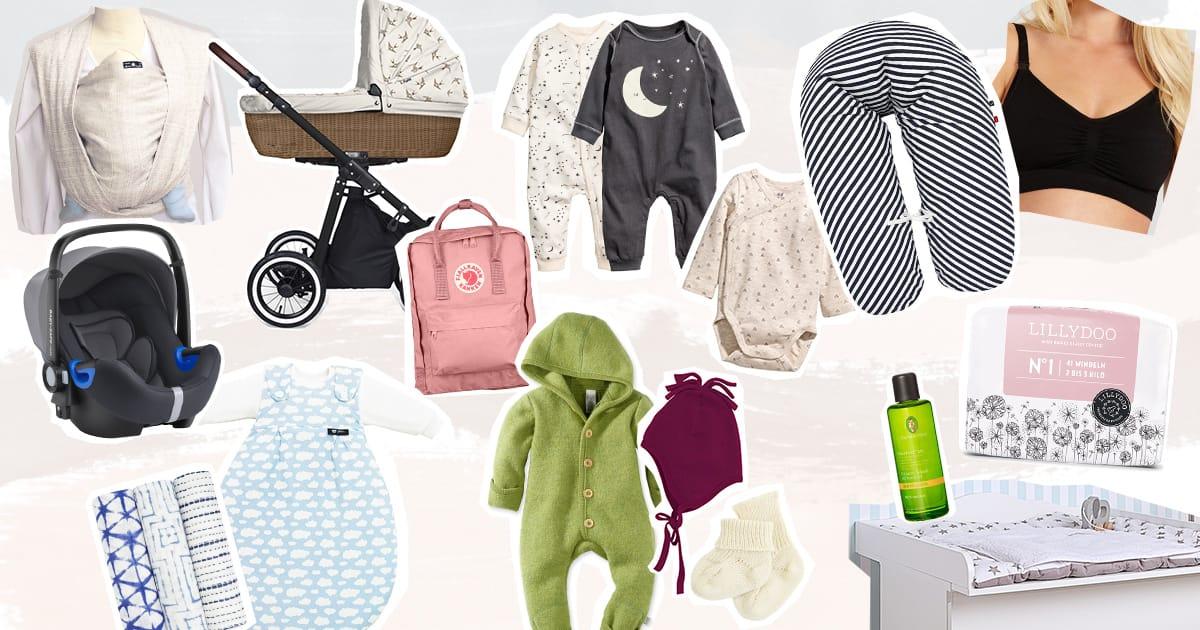 babys erst aus stattung erstlingsausstattung was man braucht und was nicht. Black Bedroom Furniture Sets. Home Design Ideas