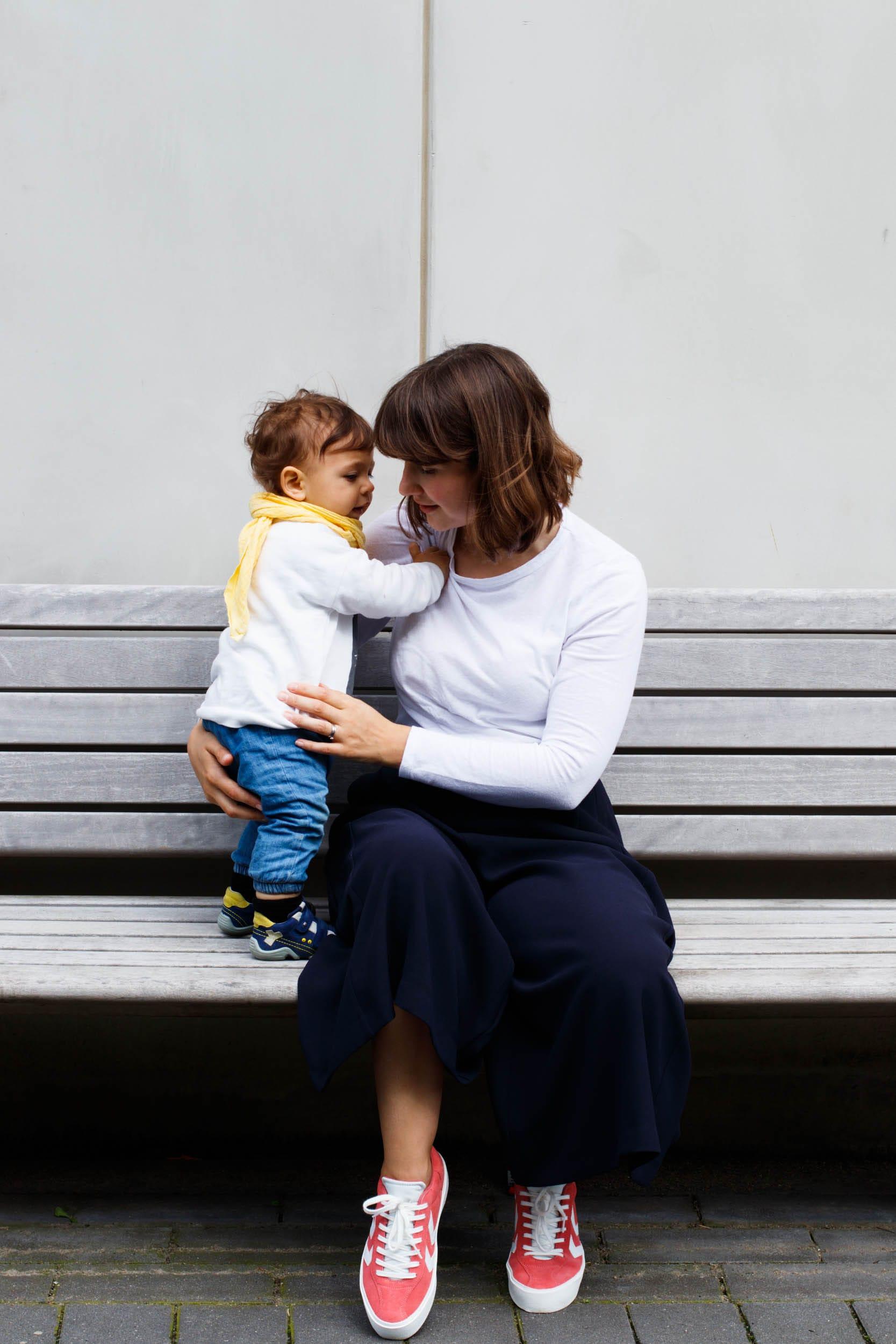 Mama und Kind | Mama und Sohn | ivy.li