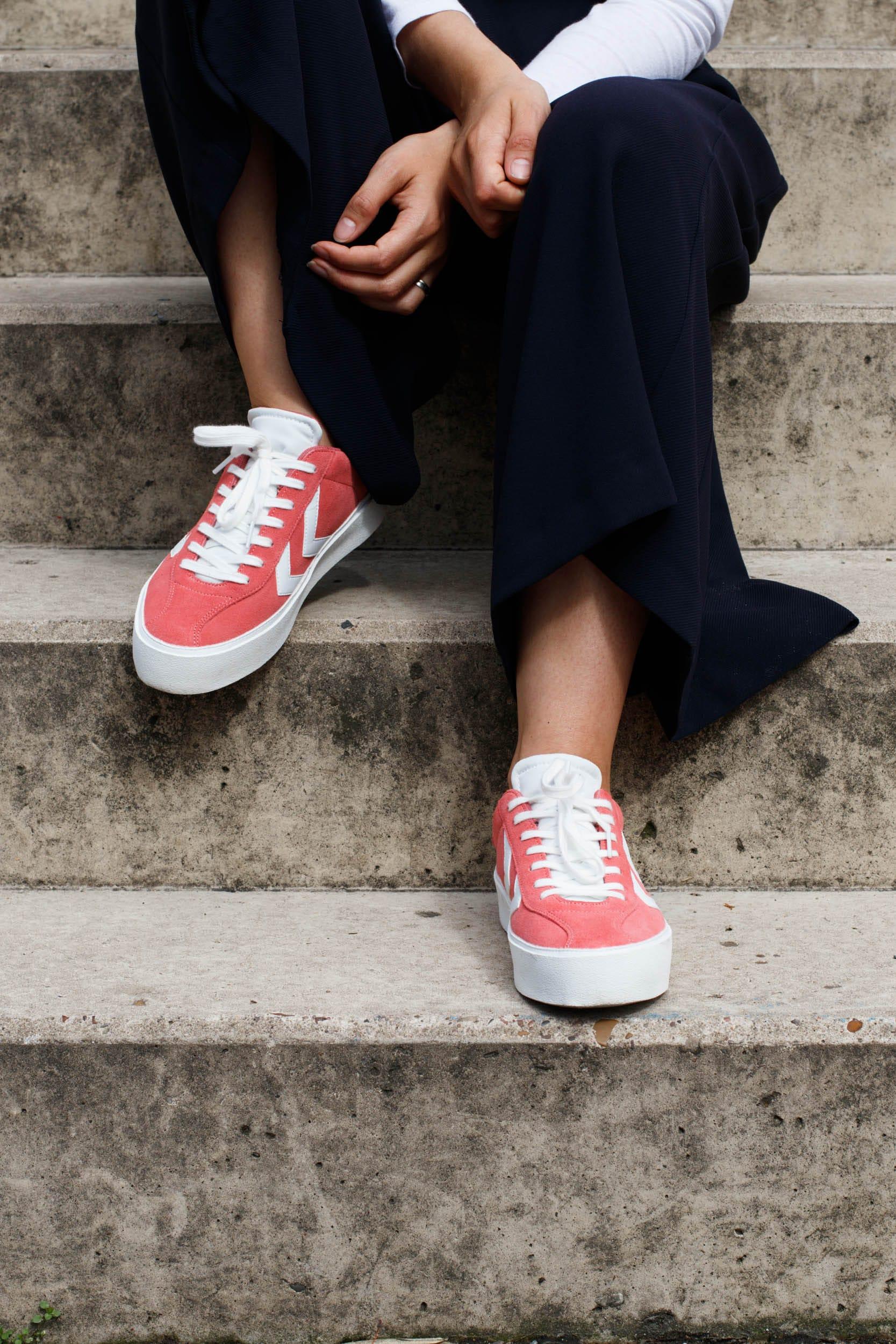 Rosa Sneaker von Hummel | ivy.li