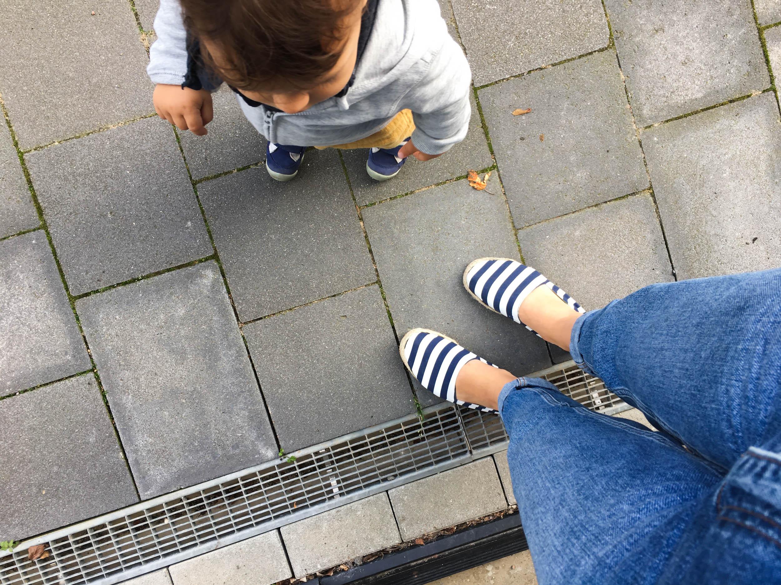 Einkaufen gehen mit Kleinkind | ivy.li
