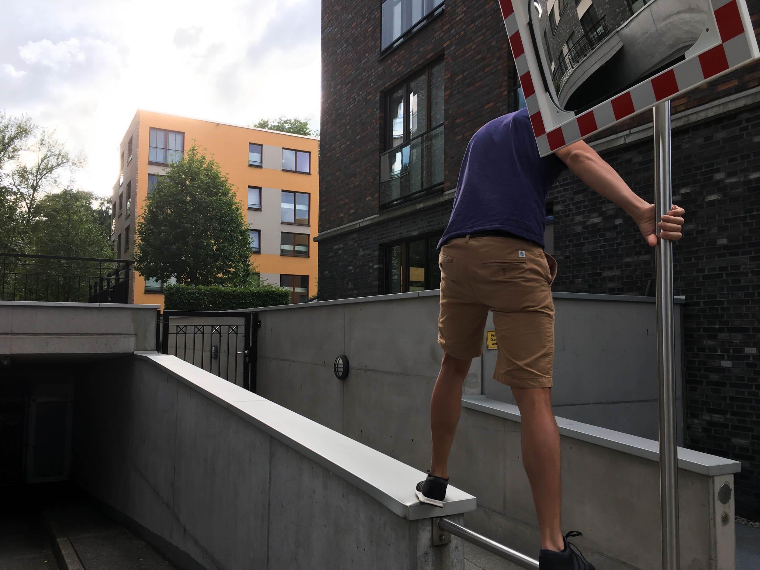 Nach Terrassen gucken | ivy.li