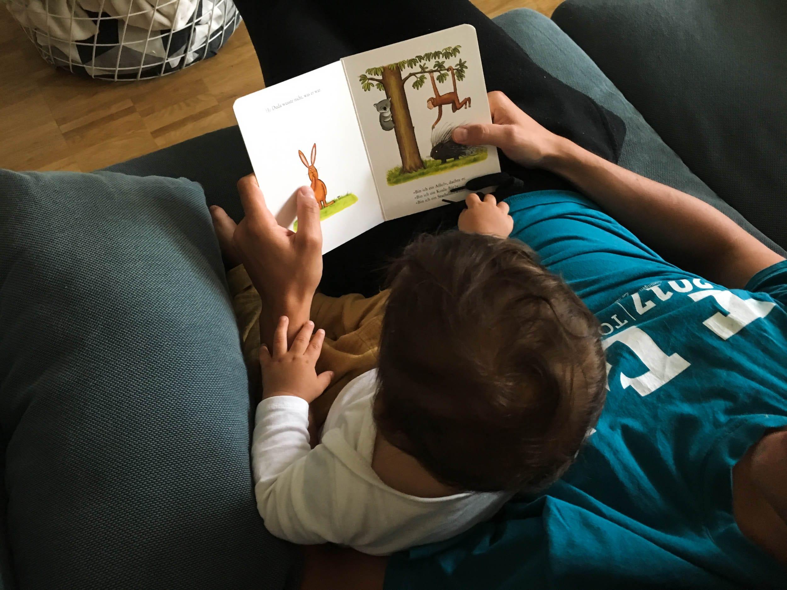 He Duda | Papa liest vor | ivy.li