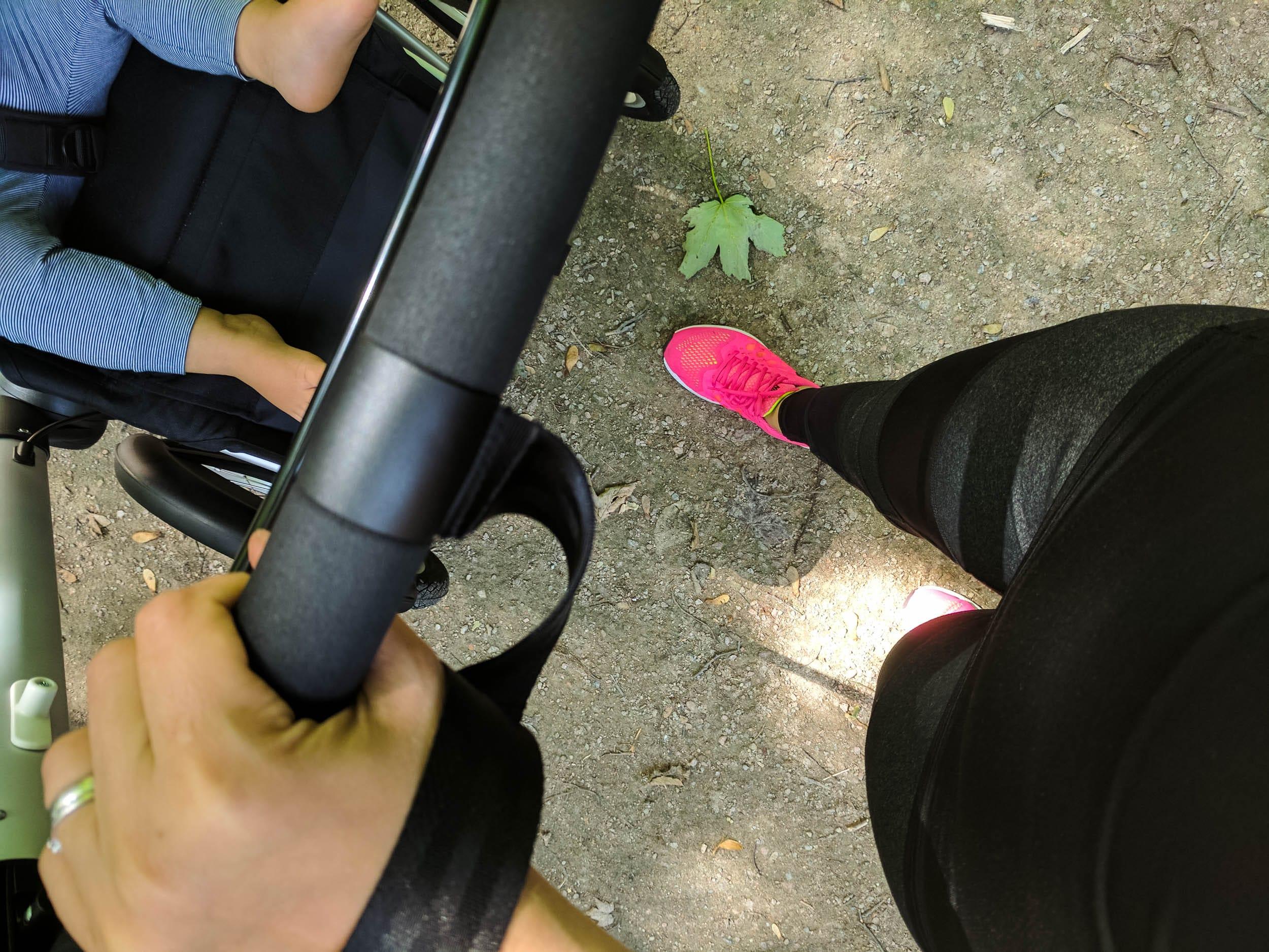 Bugaboo Runner | Laufen mit Kleinkind | Joggen | ivy.li