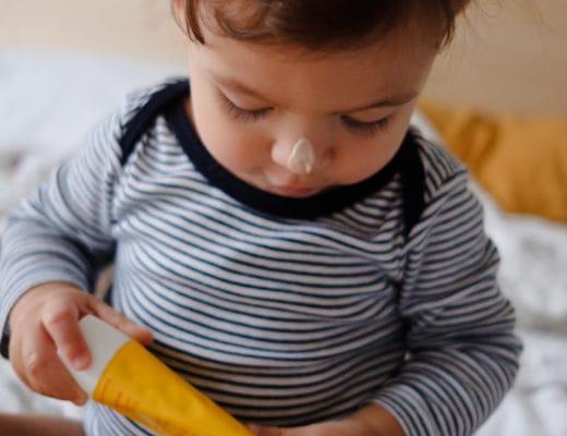 Achtsame Körperpflege | Weleda Calendula Baby Pflegecreme | ivy.li