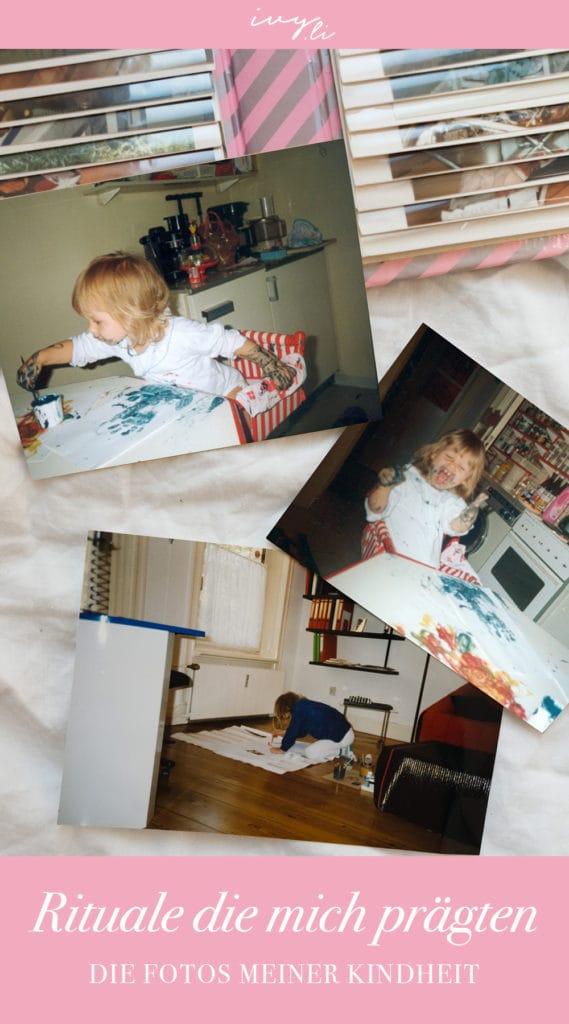 Die Fotos meiner Kindheit | Rituale die mich prägten | Gemeinsam Zurückerinnern mit HP #reinventmemories