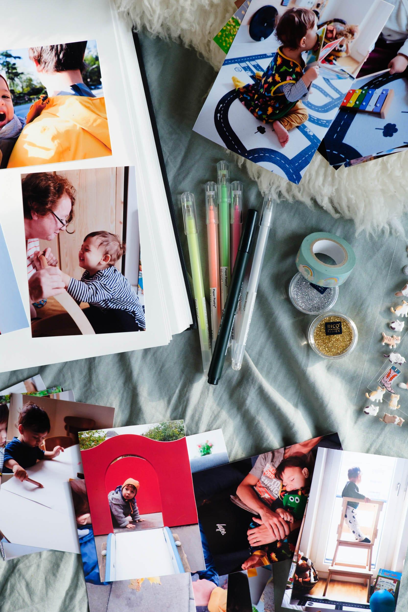 Die kleinen Dinge in unserem Familienalltag | Rituale im Familienalltag | Ausdruck des Lebens | Kindheit | Fotoalbum gestalten | ivy.li