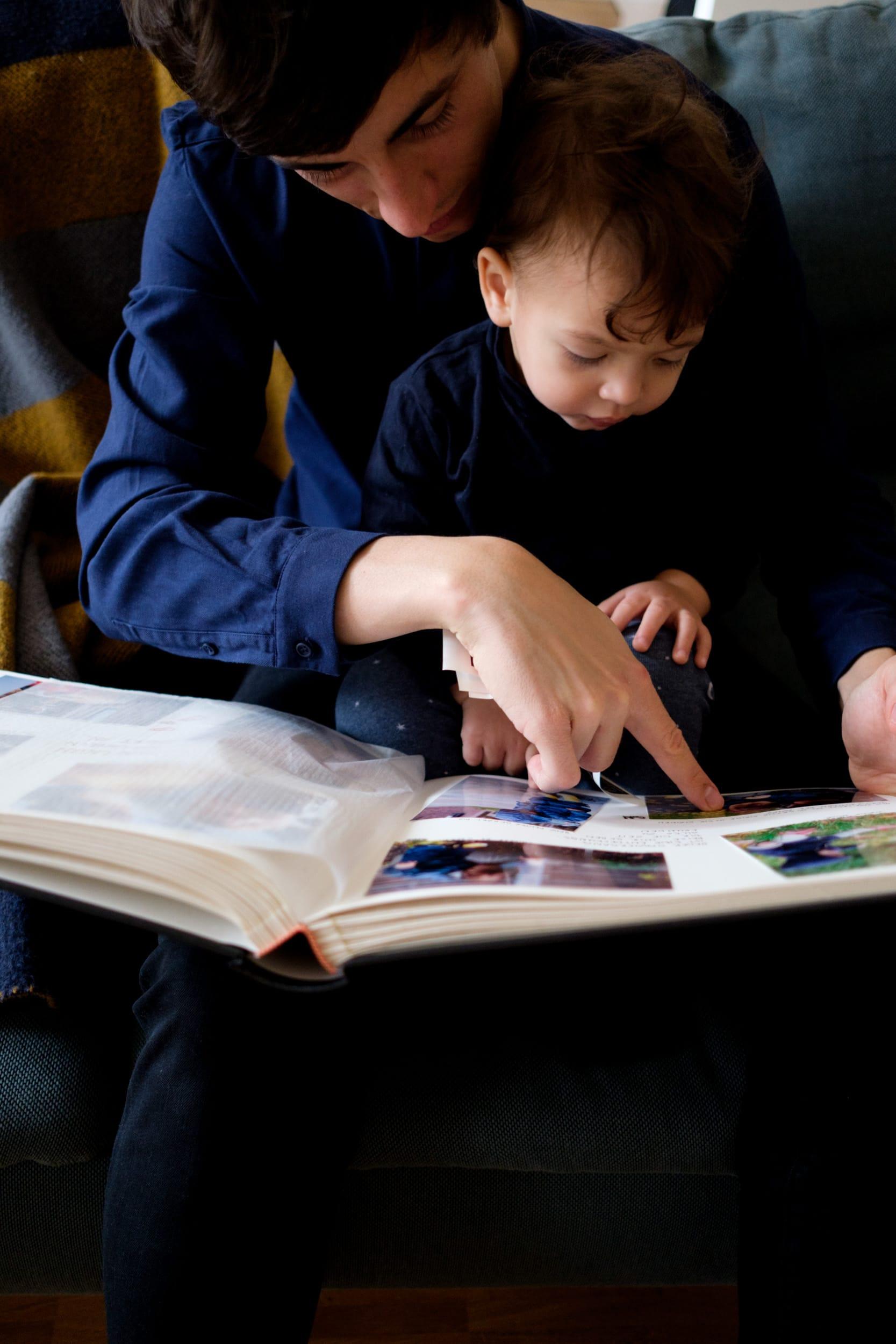 Unser Familienalbum | Momente zum Anfassen mit HP #reinventmemories