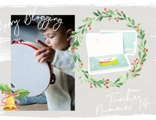 Merry Blogging | Blogger Adventskalender | Türchen Nr. 14 | Gewinne einen 100 € Gutschein von tausendkind