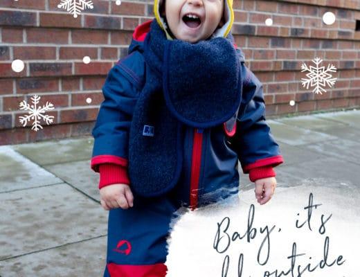 Was ziehe ich meinem Kleinkind im Winter an? | Kleine Kinder im Winter richtig anziehen | Winter Essentials | Baby | Kleinkind | Winterkleidung | Warme Kleidung | ivy.li