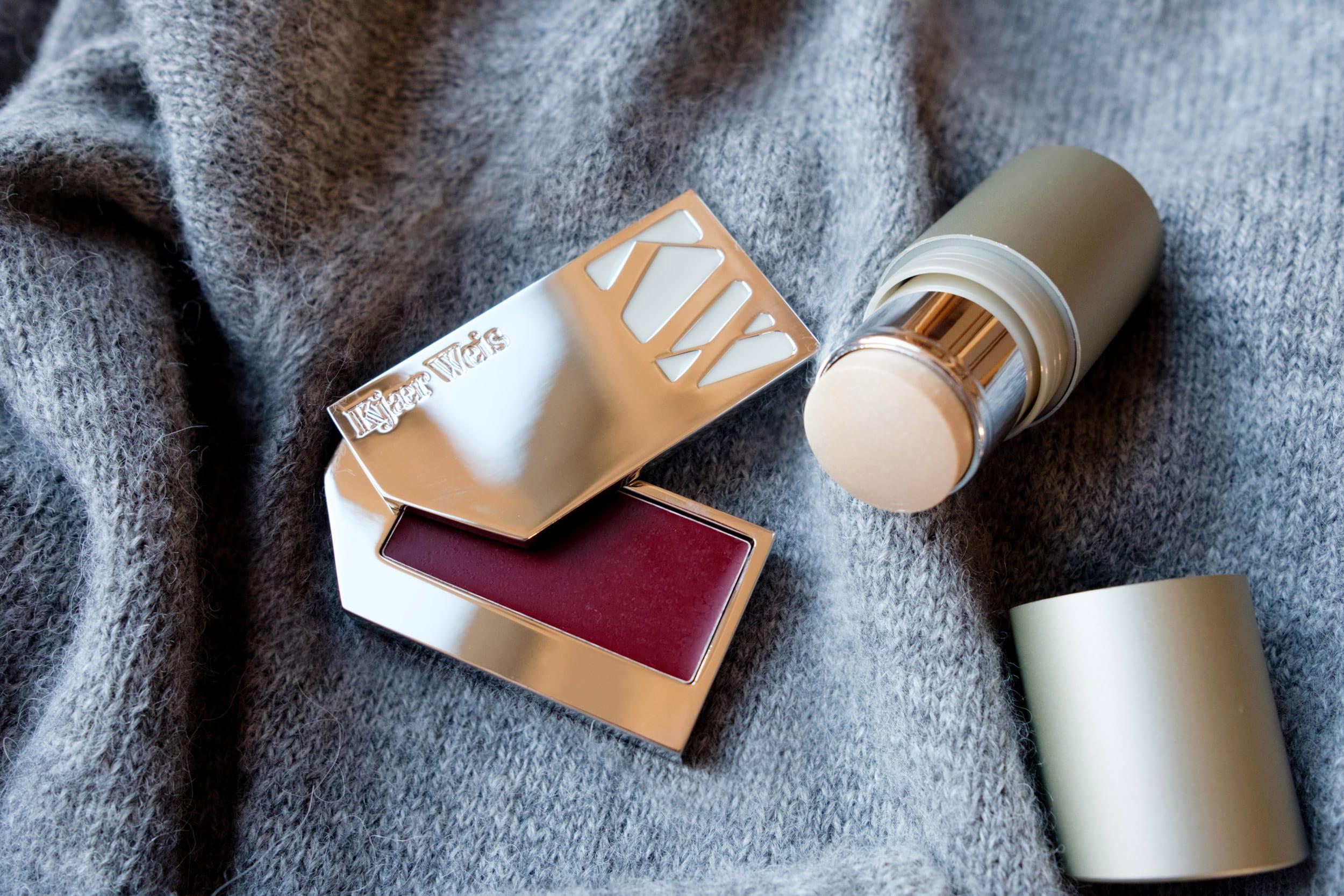 Meine Lieblinge im neuen Jahr | Schöne Dinge im Dezember und Januar | Naturkosmetik von HIRO Cosmetics und Kjaer Weis | Lip Tint und Highlighter | Mehr auf ivy.li