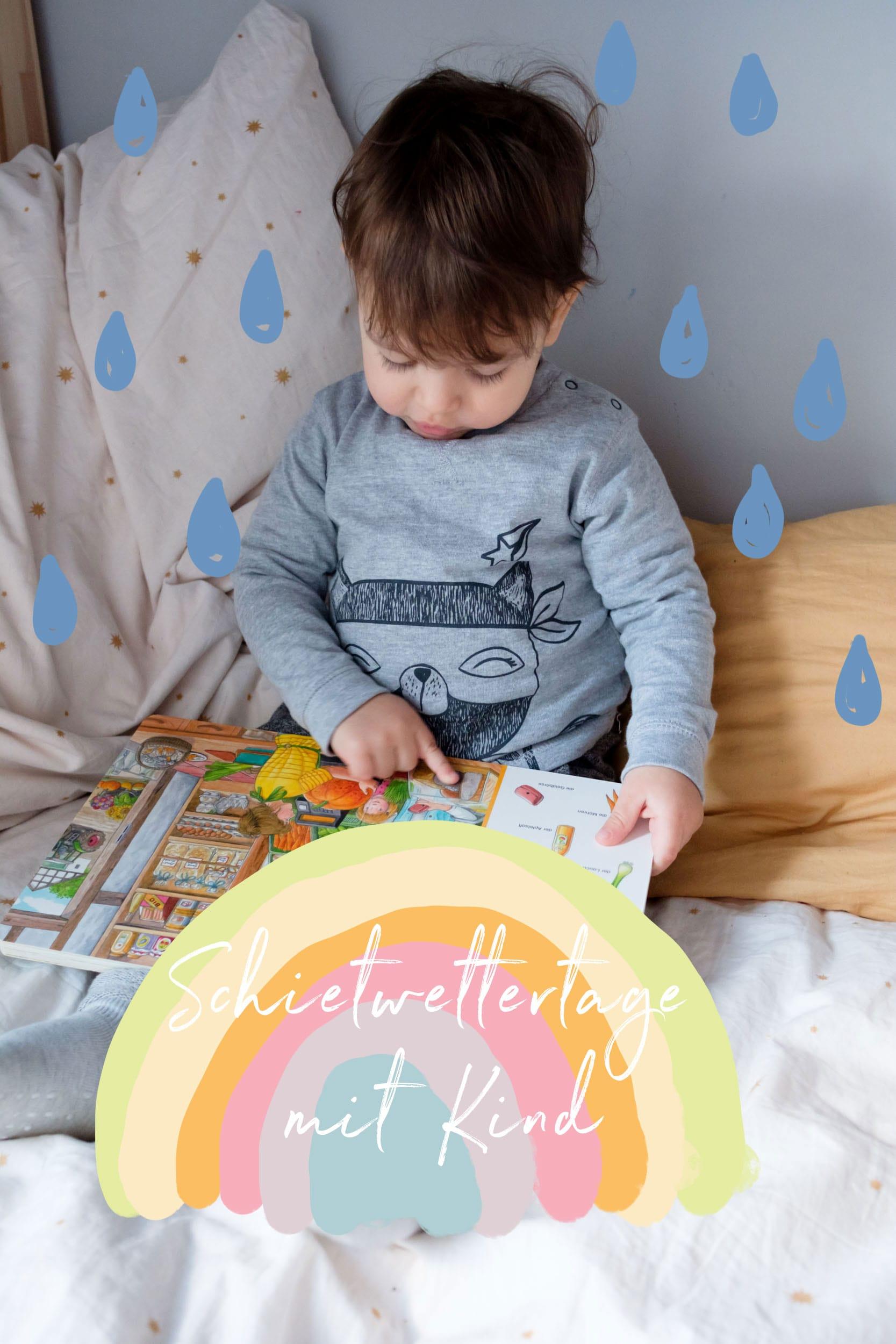 Schietwettertage mit Kind | 3 Tipps für Indoor-Spaß mit TK Maxx | Zuhause mit Kleinkind