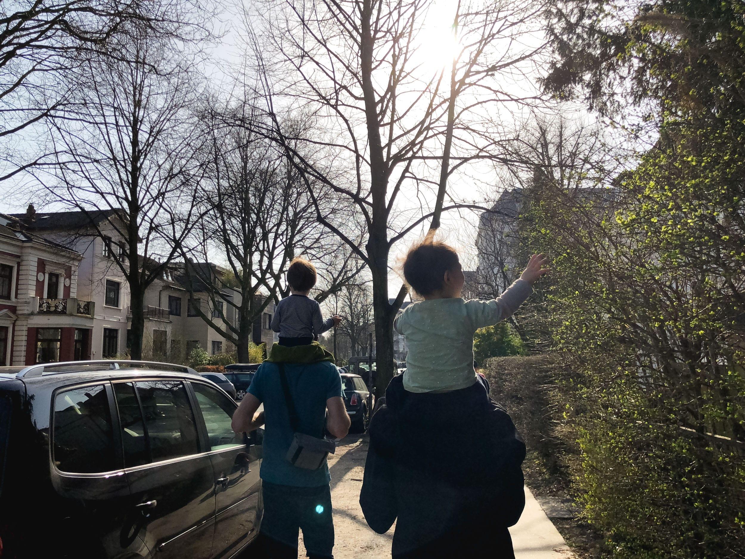 Wochenende in Bildern 07. und 08. April | WiB in Hamburg