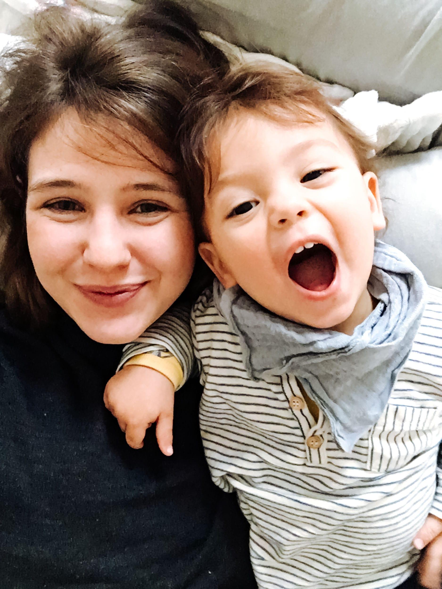 Hej, kannst du mal ein Foto machen? | Die schönsten Momente mit der Familie und Selfies mit Mama