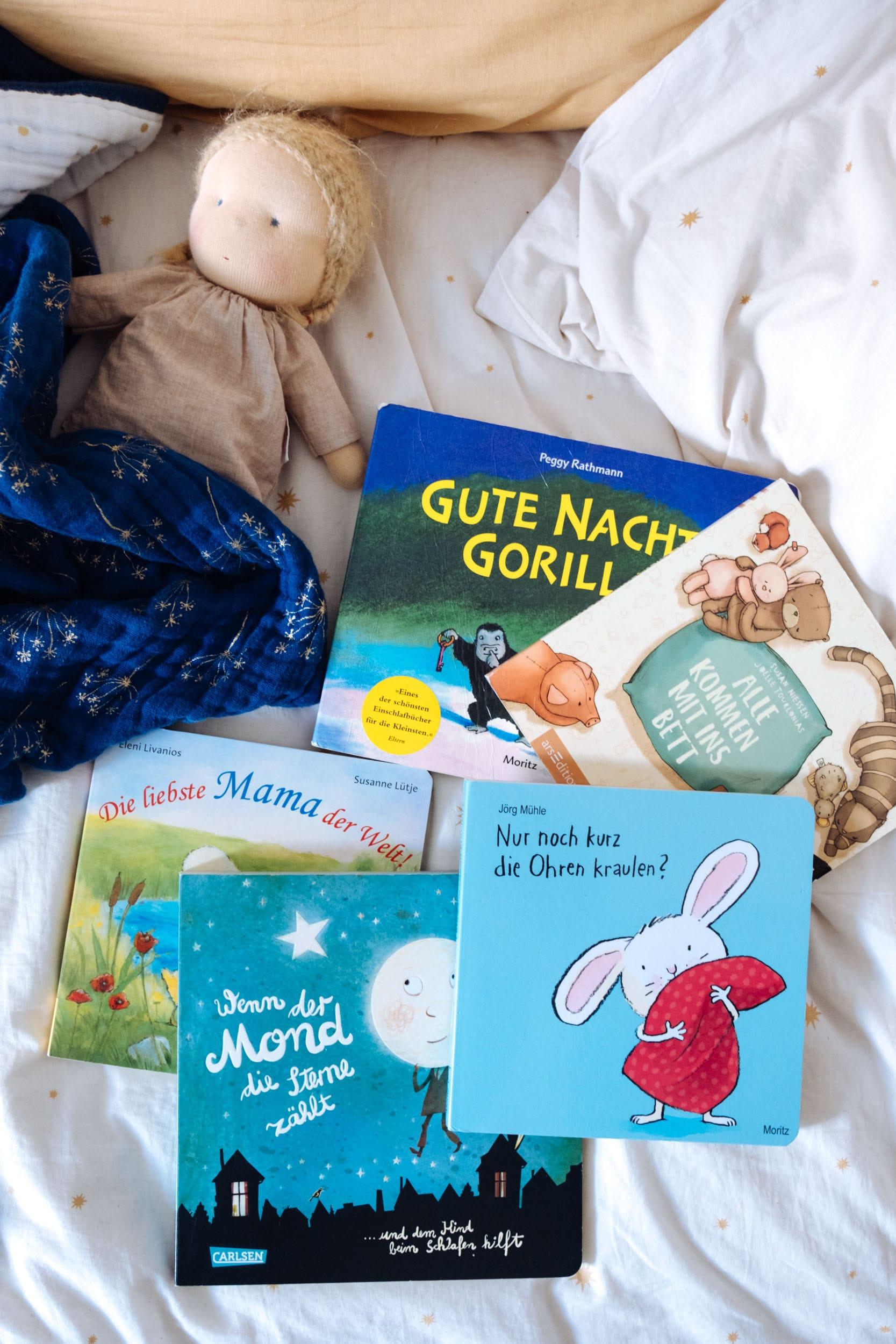 Gute Nacht Bücher für Kleinkinder | Unsere Lieblingsbücher zum Einschlafen für 1 bis 2-jährige Kinder | Einschlafen | Kleinkind | Vorlesen | Kinderbücher | Mehr auf https://ivy.li