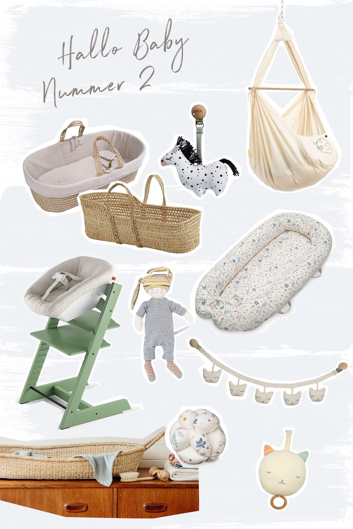 Nestbautrieb | Eigentlich haben wir schon allesNützlich oder unnütz? Egal, schön! | Eine Wunschliste für das zweite Kind