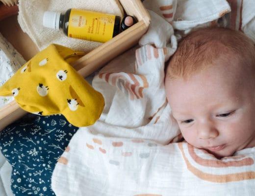 Ankommen | Sanfte Pflege für kleine Neuankömmlinge mit der Weleda Calendula Baby Pflegeserie