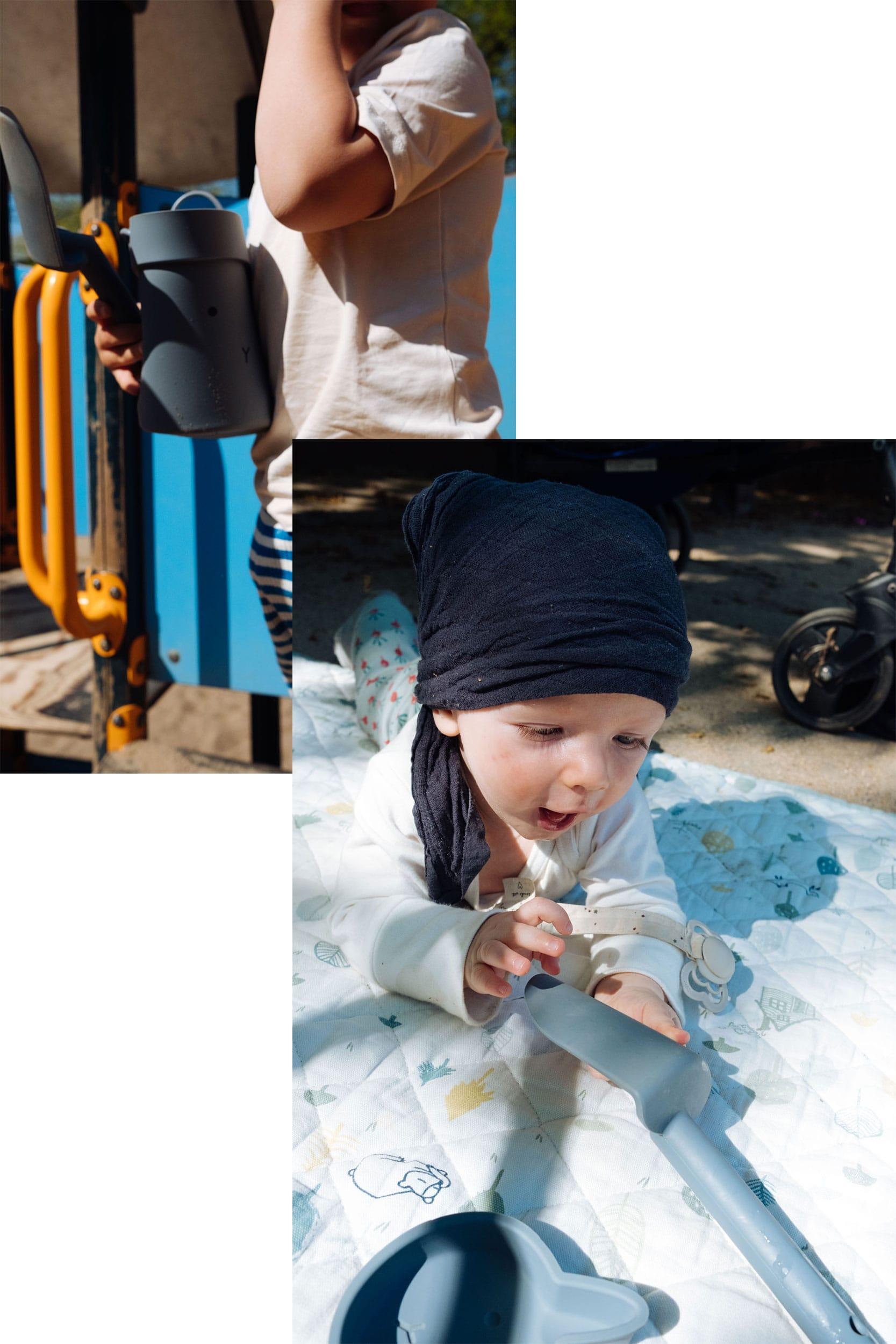 Spielplatzspaß mit Kyddo | Die schönsten Spielplatzbegleiter | Raus in die Sonne und ab in die Sandkiste