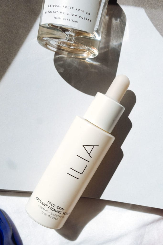 Meine Naturkosmetik Favoriten | Pflegeprodukte #01 2019 | ILIA Beauty - True Skin Radiant Priming Serum | Light it Up