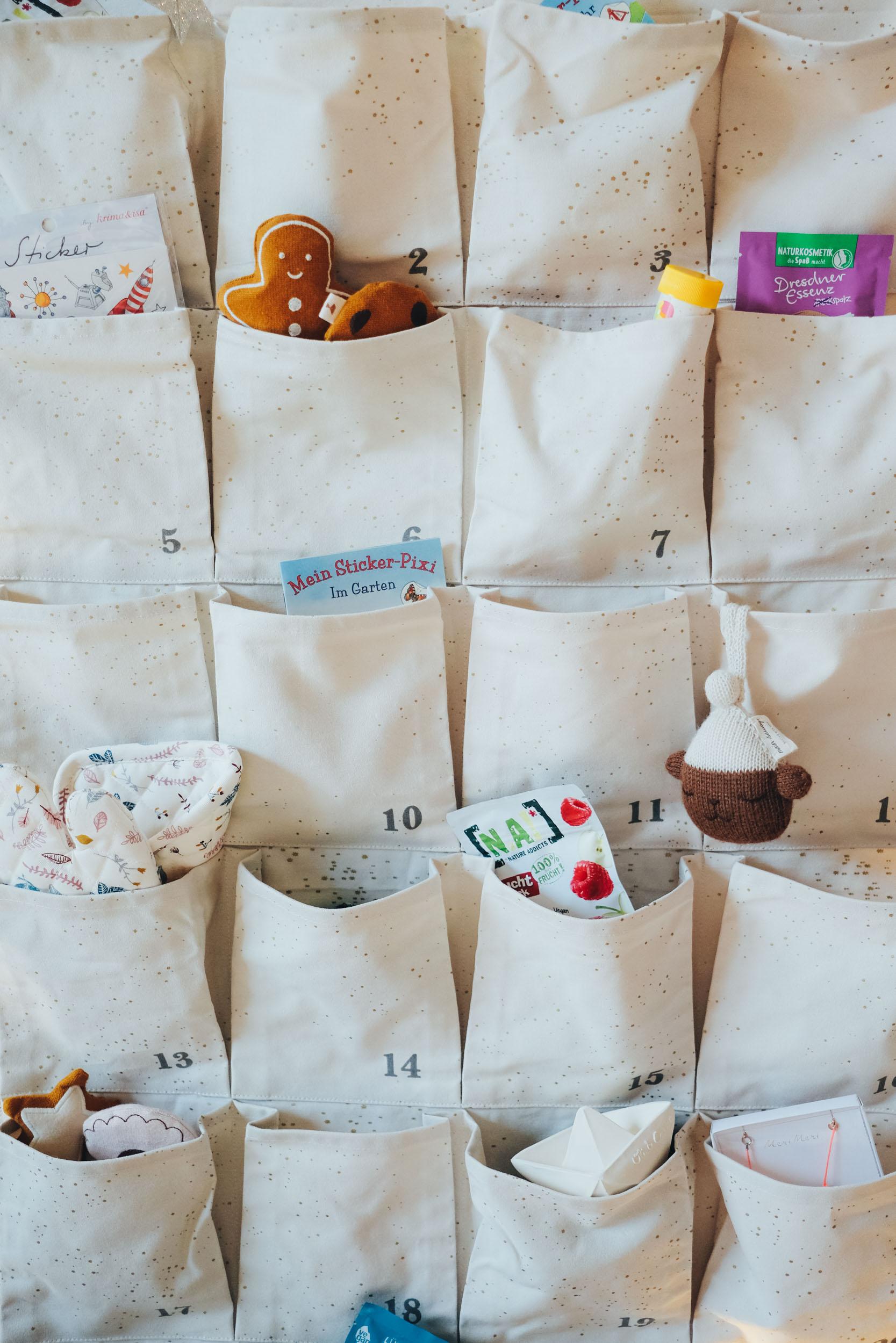 Kleine Ideen Für Den Adventskalender Für Kleinkinder